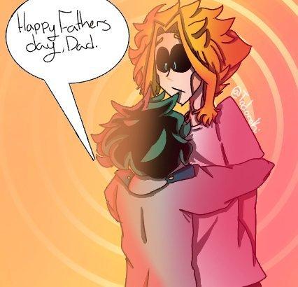 a533fe81 Fathers day | My Hero Academia Amino