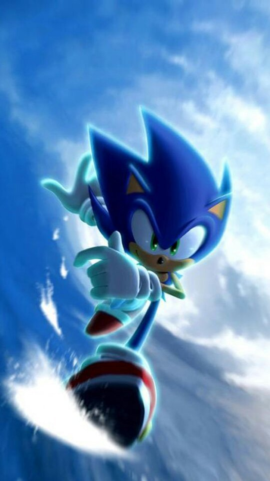 Running On Water At The Speed Of Water Wiki Sonic The Hedgehog Amino