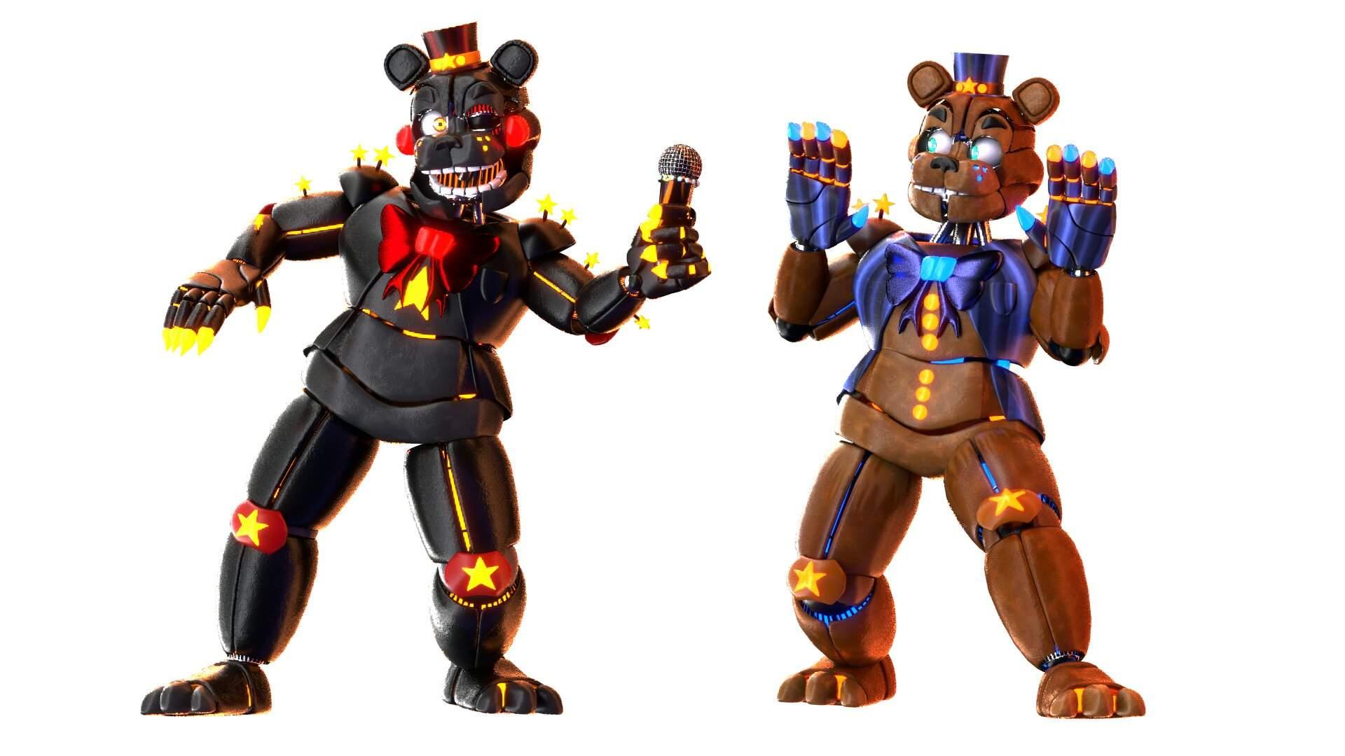 The New Advanced + Mini announcement   Five Nights At Freddy's Amino
