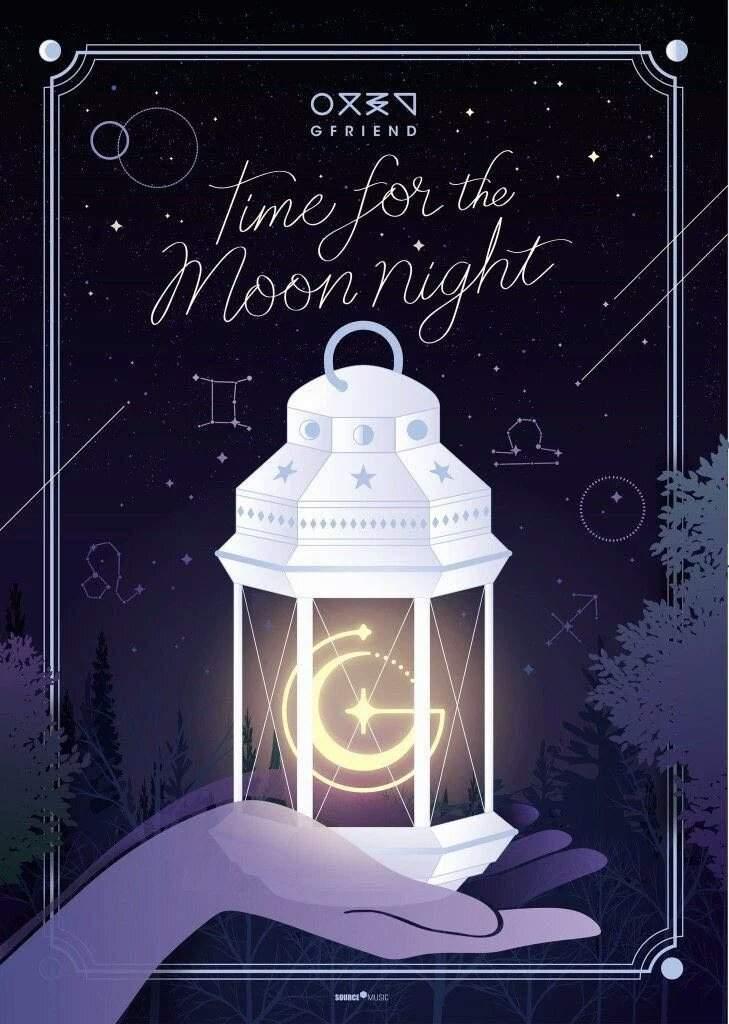 Time For The Moon Night Album Rating Yeoja Chingu Amino Amino