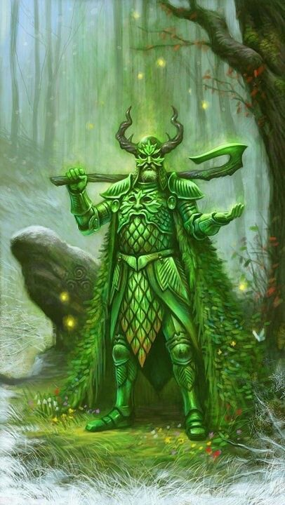 5e Character Builds: The Green Knight | Tabletop Amino