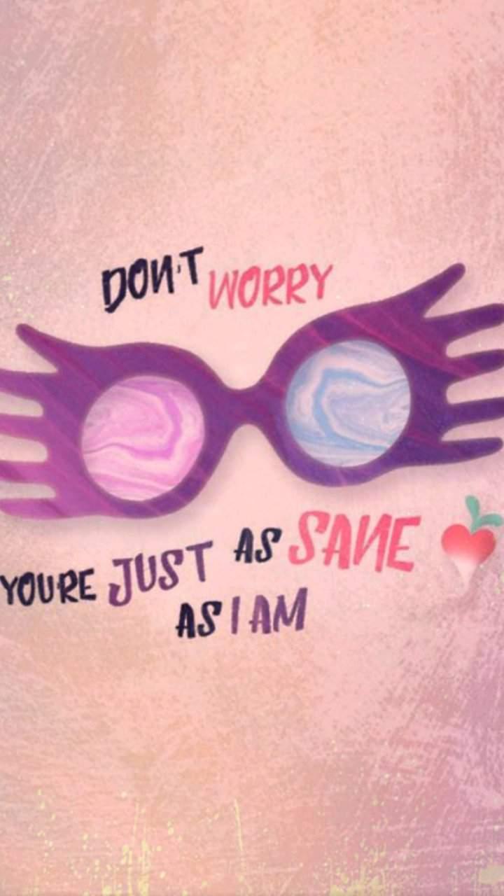 Luna Lovegood Quotes Harry Potter Amino