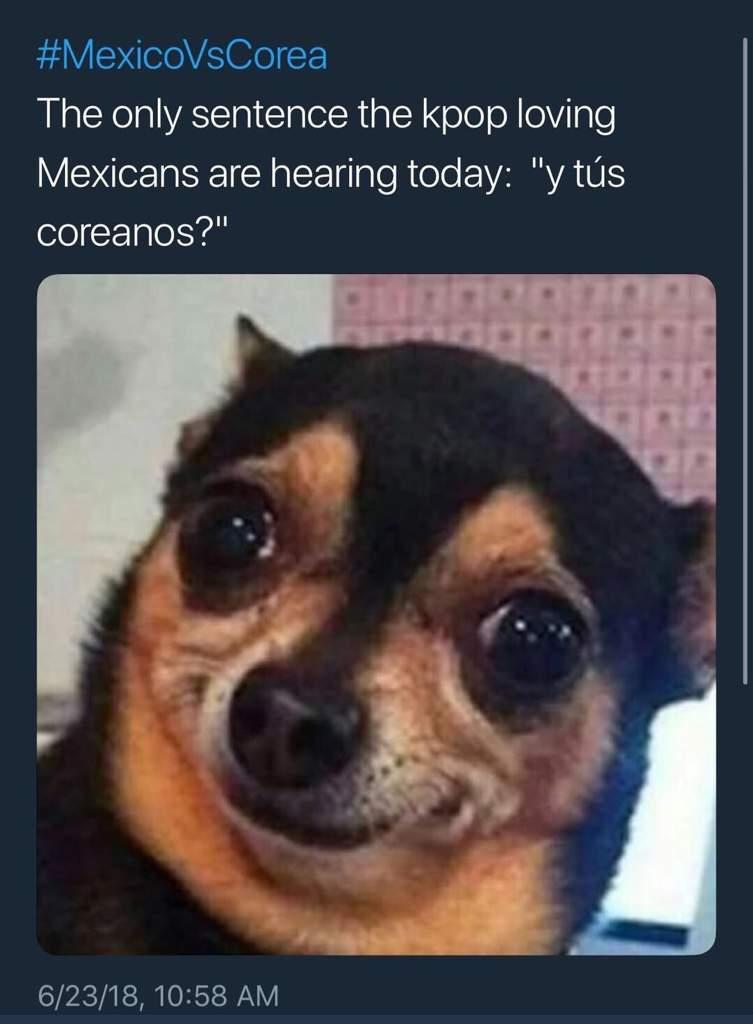 Kpop Mexican Memes Mexicovscorea K Pop Amino