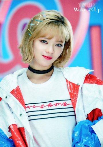 Jeongyeon Wake Me Up Photocards Scans Wiki Twice 트와이스 ㅤ