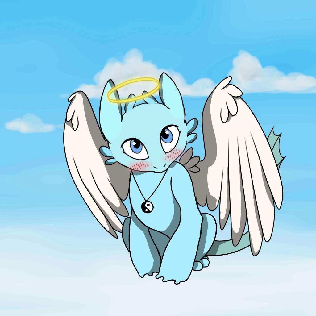 Peace dragon! | H T T Y D Amino