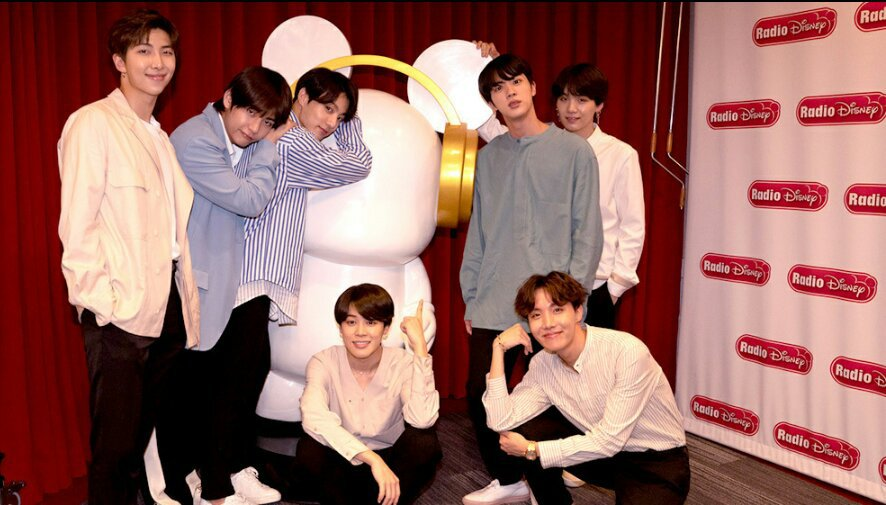 Spoiler Alert For Anyone Who Has Not Seen The Rdmas Congratulations Bts For 4 Rdma Awards Love You Guys And Keep Going With The Good Work Army S Amino