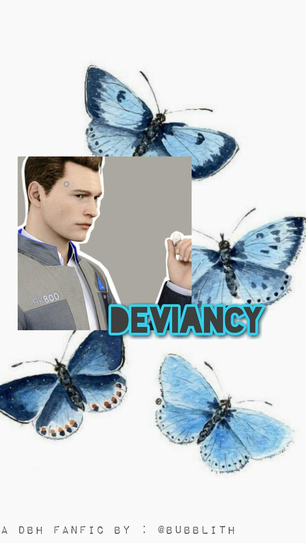 Deviancy || Connor X Android!Reader | Detroit:Become