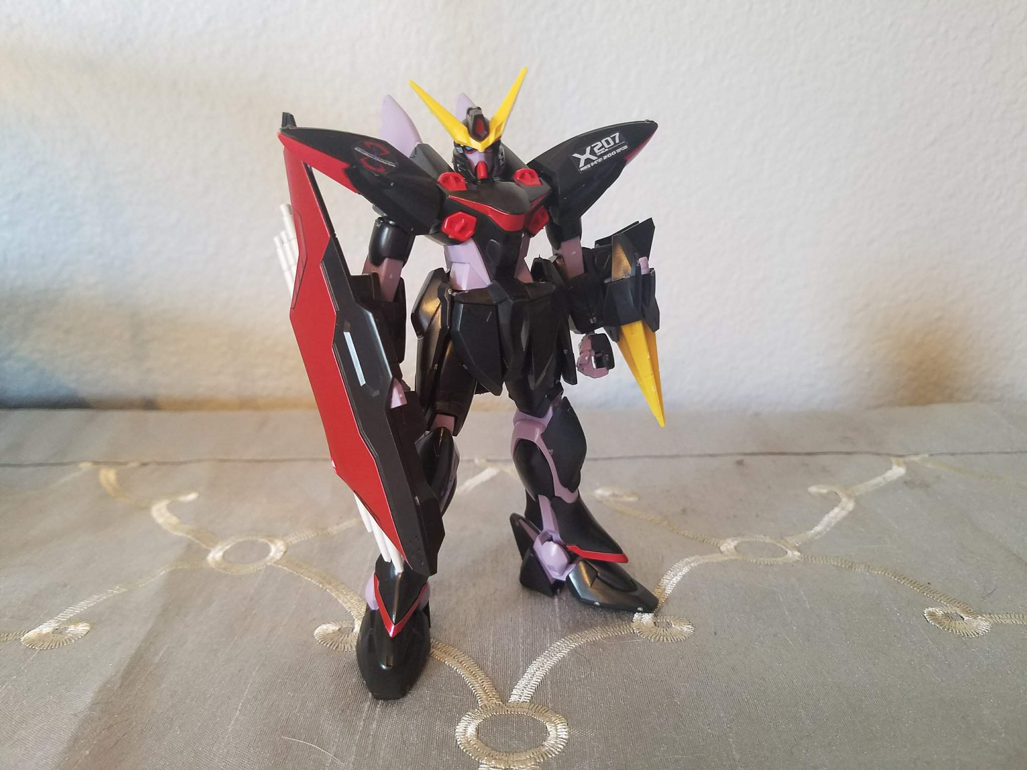 Exceptional Gundam X Hg Review Picture Download