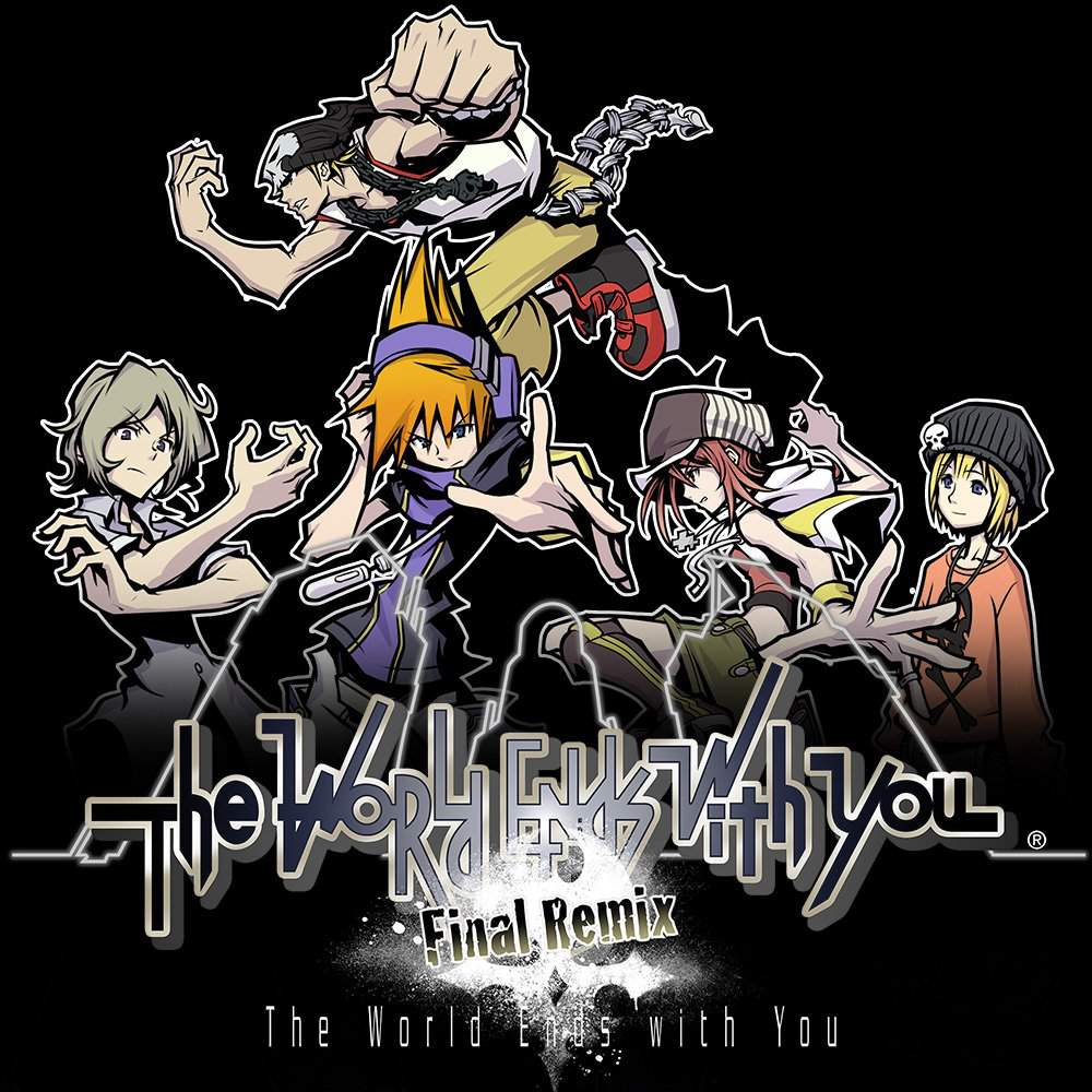 The World Ends with You: Final Remix coming on September
