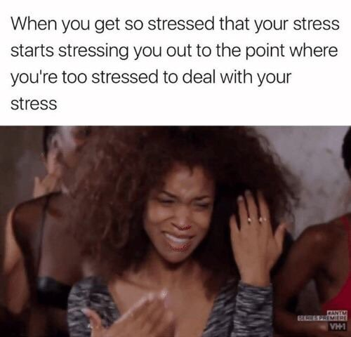 My relationship is stressing me out Please help