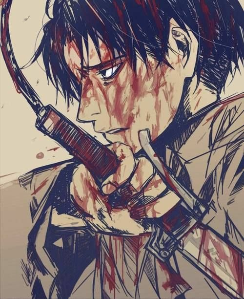 Levi X Reader: Promise (One Shot) [100 Follower Special] | Attack On