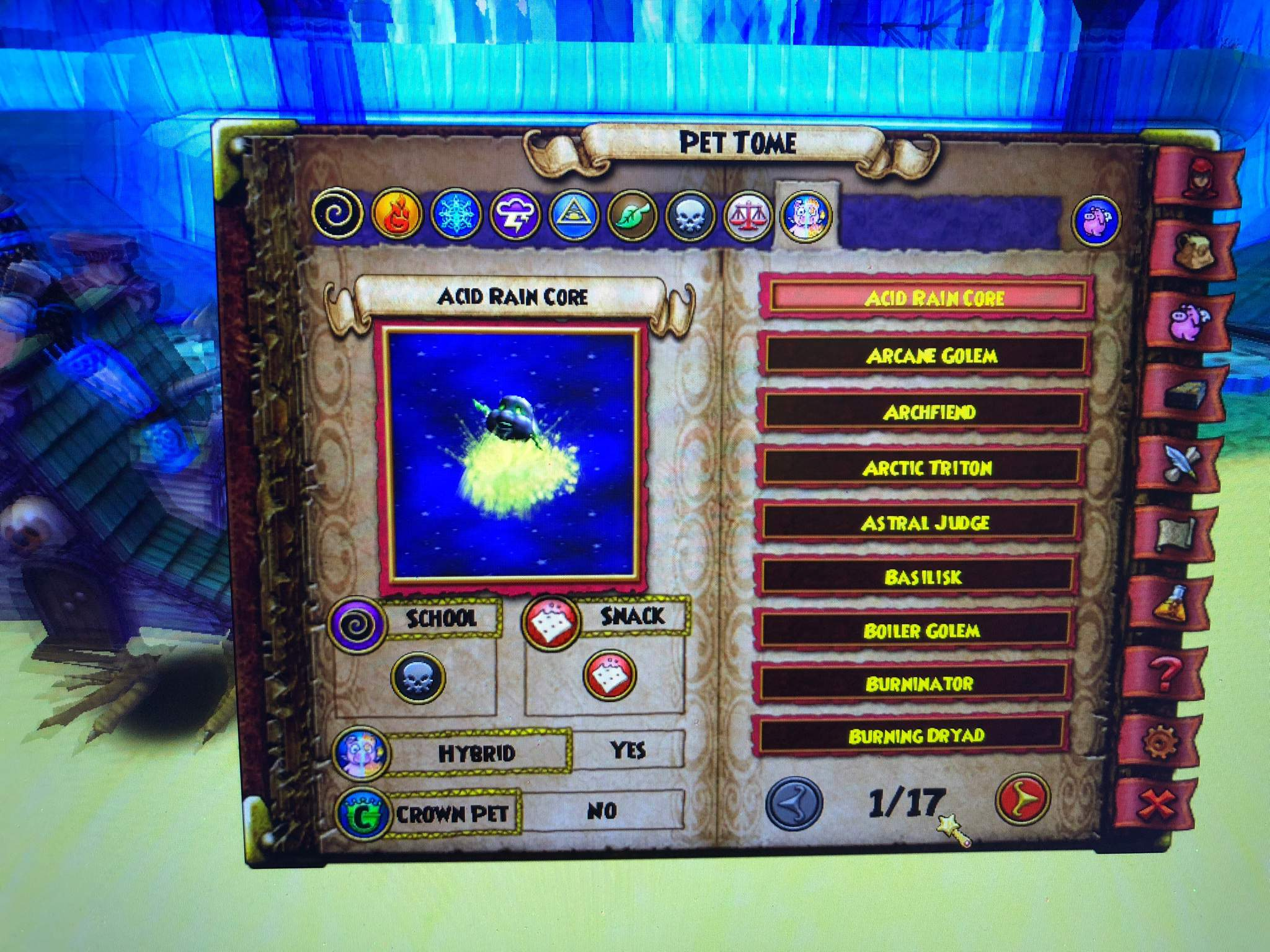 Pet Tome Collection Guide (Hybrid) | Wiki | Wizard101