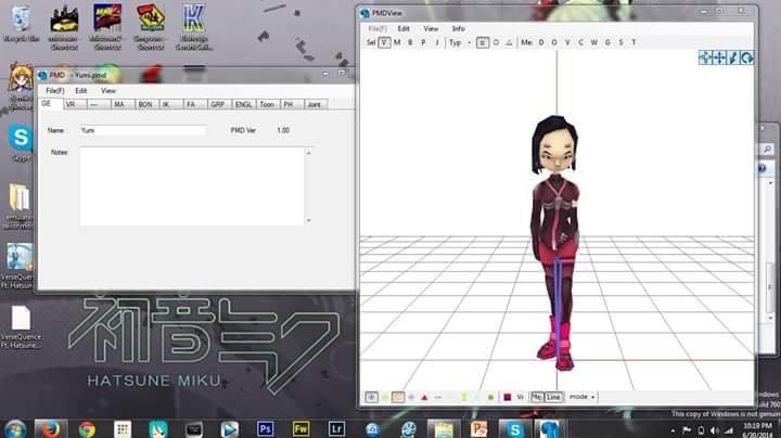 Convert 2 pmx code lyoko models | Code Lyoko Amino