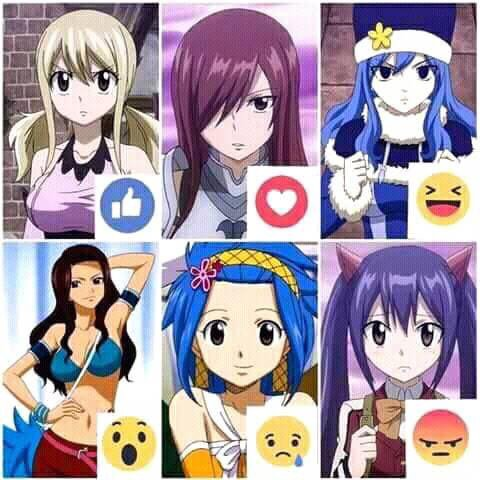 Fairy Tail Characters Female Names Fairy Tail Amino