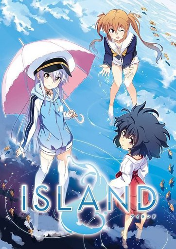 """Am so excited for the anime """"Island""""😍 