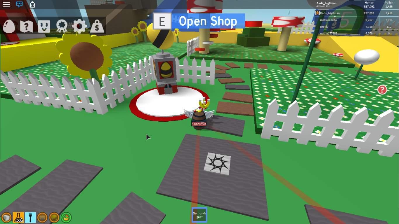 Bee Swarm Simulator Game Review Roblox Roblox Amino