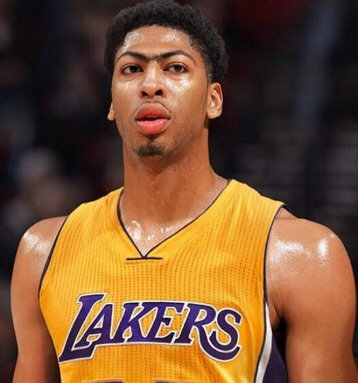 Image result for anthony davis lakers