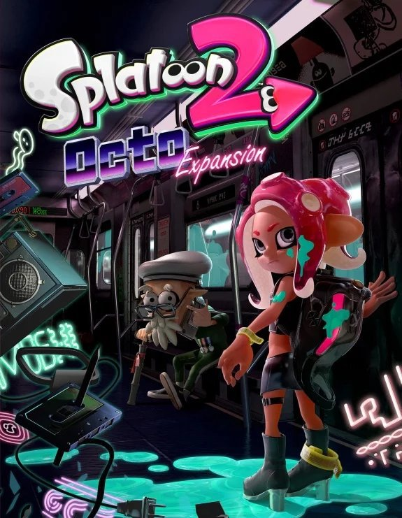 500 Followers Special: Splatoon 2 Octo Expansion Review (Spoilers