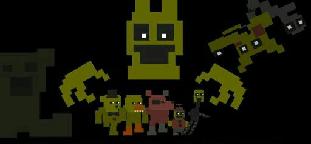 Ultimate Custom Night | Wiki | Five Nights At Freddy's Amino