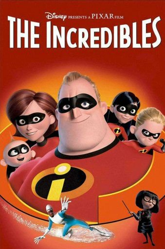 The Incredibles FanFiction Crossover Poll?_? | Disney Amino