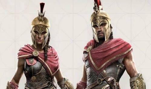 Alexios Wiki Assassins Creed Amino