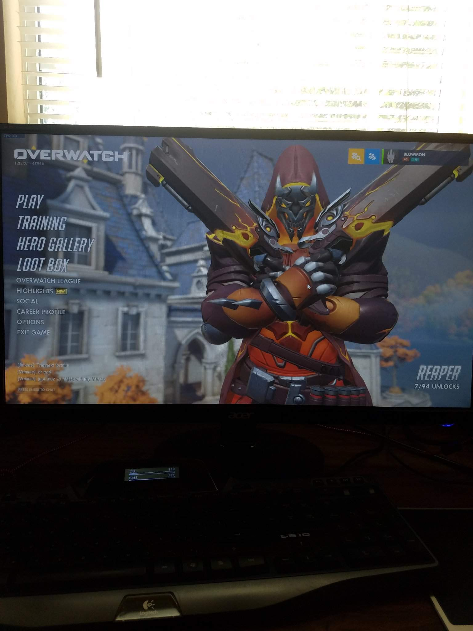 Follow me on twitch tv/Blowmon for overwatch | Overwatch Amino