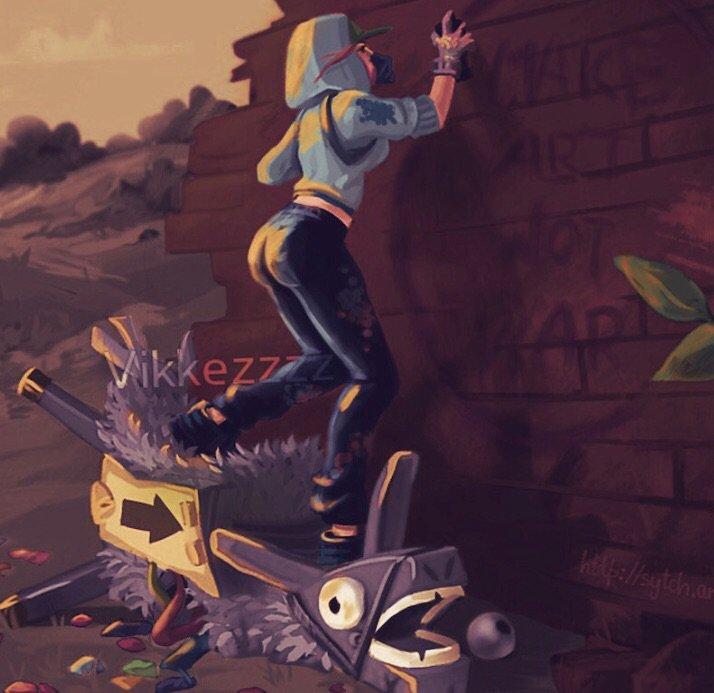 Make Art Not War Fortnite Battle Royale Armory Amino
