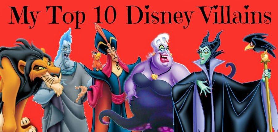Dodger S Top 10 Disney Villans Disney Amino