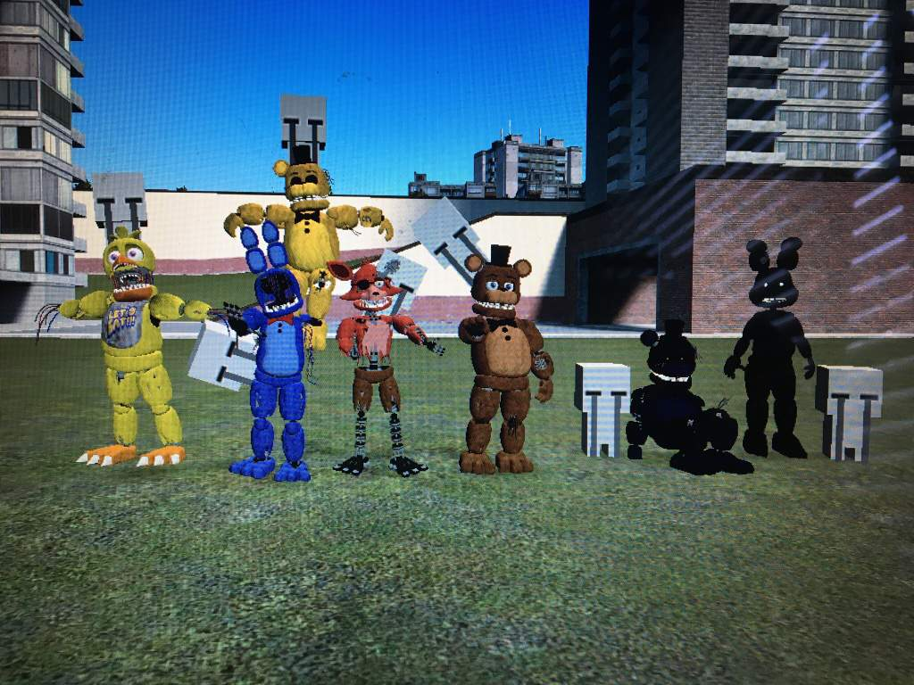 I did a thing with gmod (credit to the people who made the models