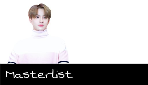 Masterlist-