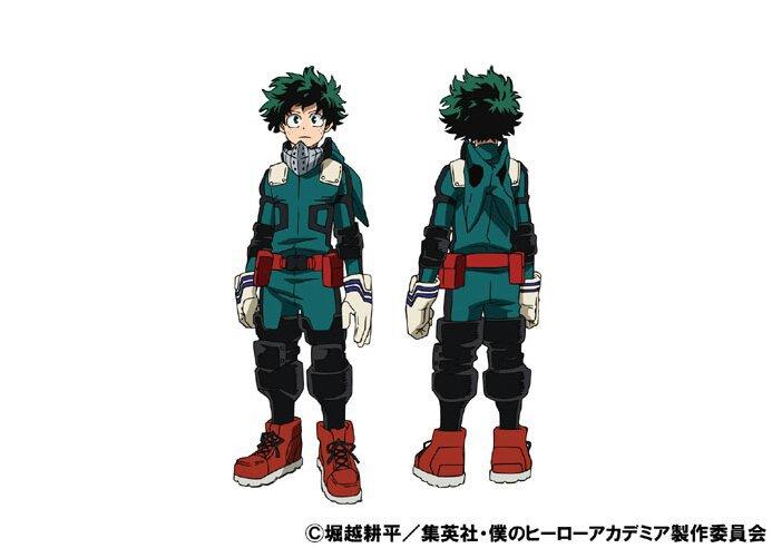 Hero Suit Delta My Hero Academia Amino