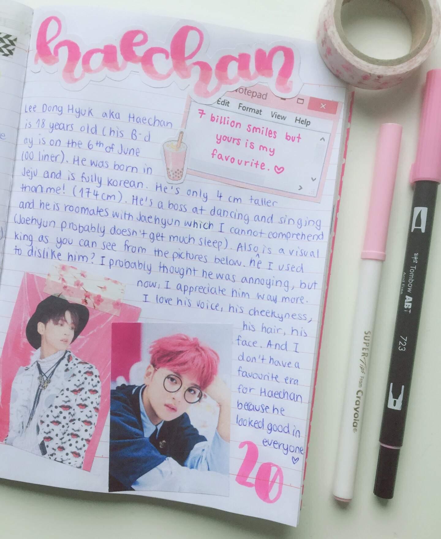 —heachan spread » n 01 | NCT (엔시티) Amino