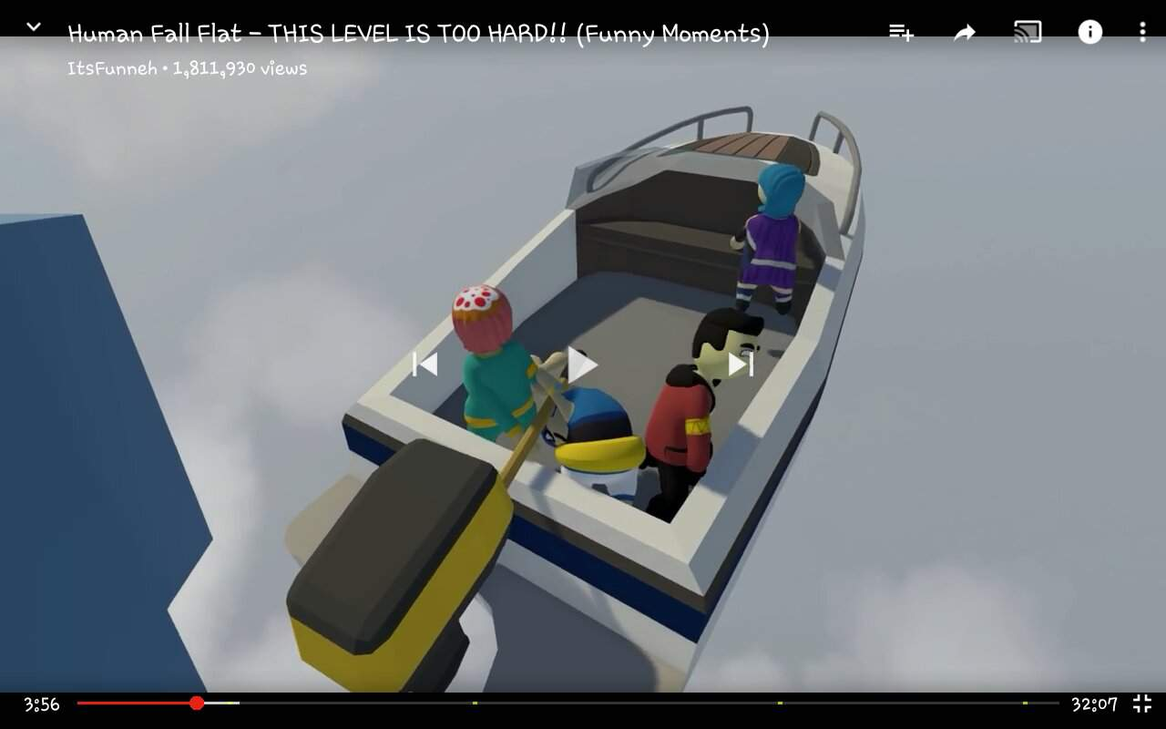 pantofi exclusivi potrivire clasică cel mai mic pret When funneh is given derection to drive a boat in Human fall flat ...