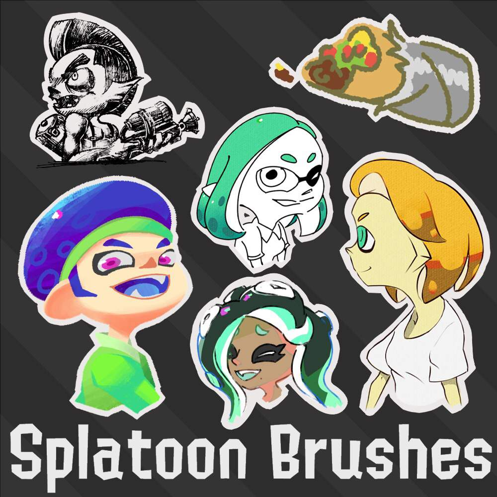 free sai 2 brushes