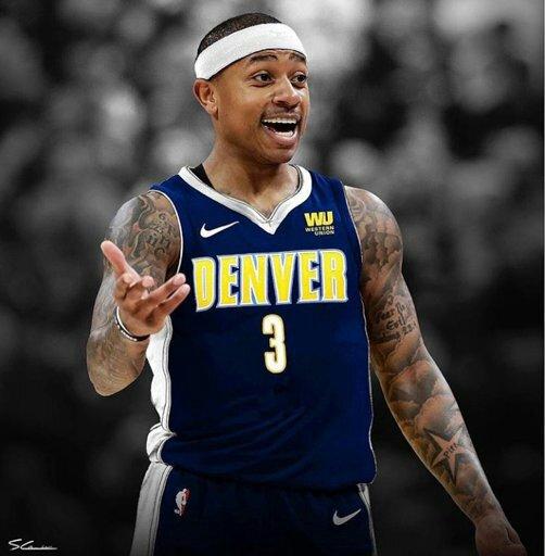 d575b8de5c4 Isaiah Thomas to the Denver Nuggets!
