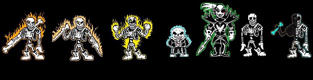 Hardmode Genocide Papyrus