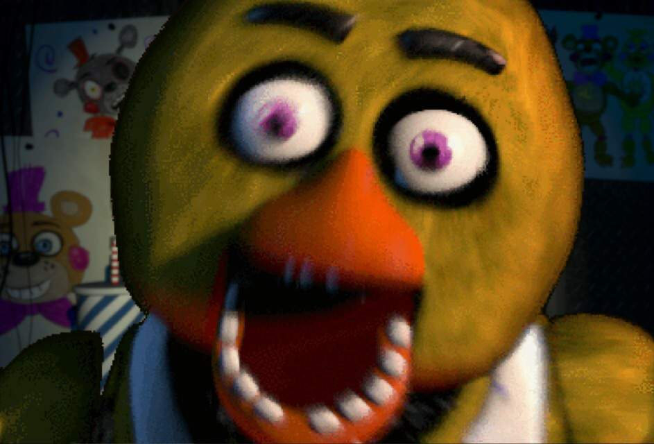 Ucn jumpscare in other locations 2 | Five Nights At Freddy's