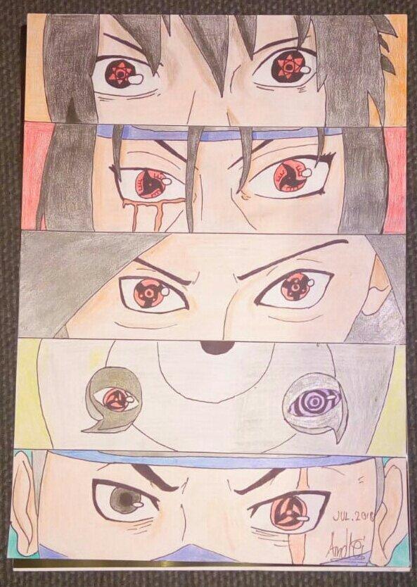 Naruto Fanart Sorry For The Bad Lighting Naruto Amino
