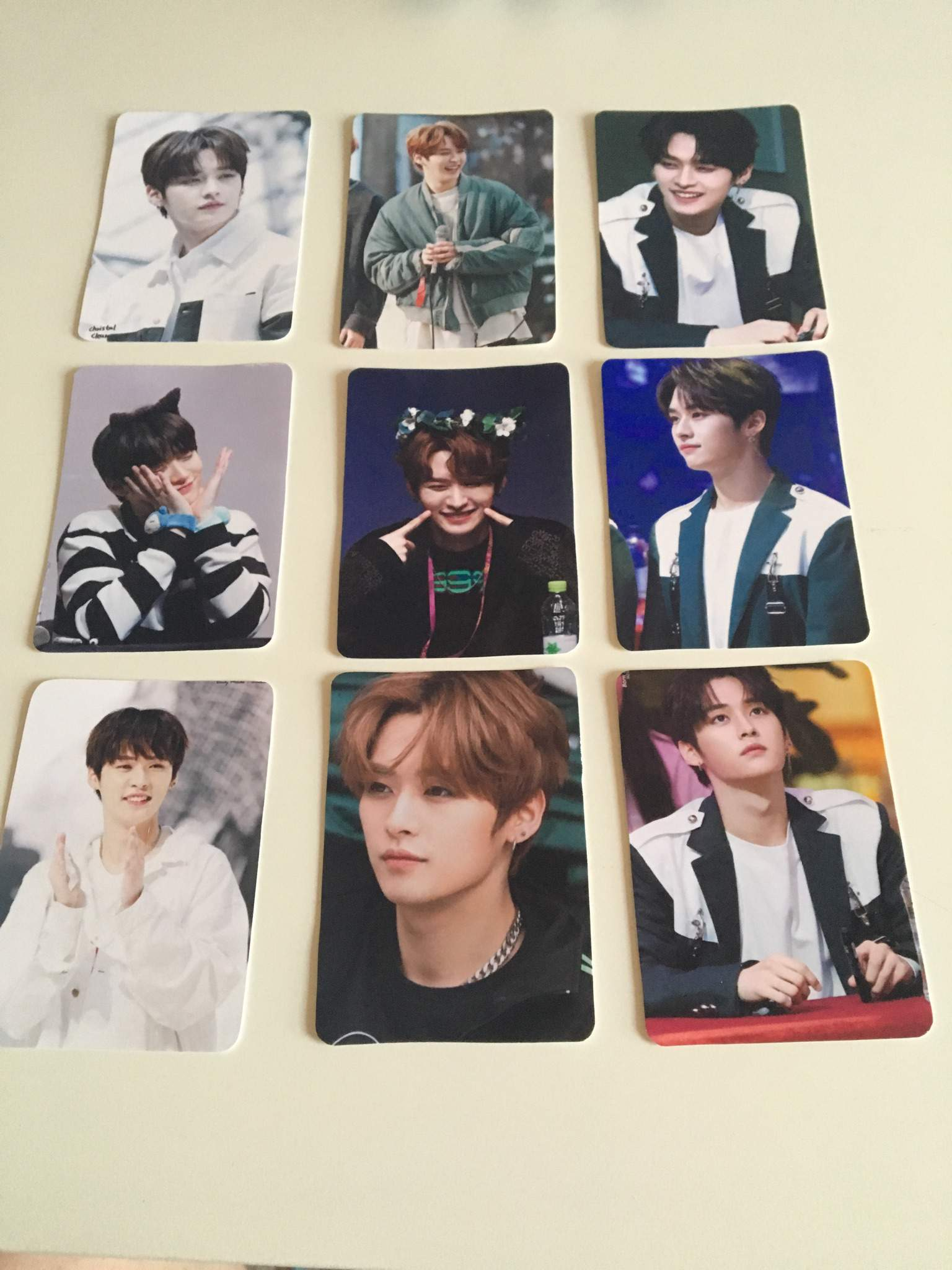 Stray Kids DIY Photocard Tutorial & Collection   Stray Kids