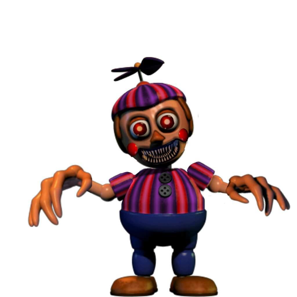 Nightmare Balloon Boy As Balloon Boy
