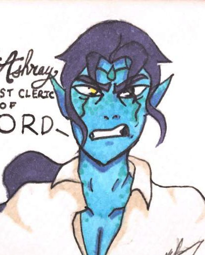 Trent Ashray, Tempest Cleric of Kord  | Dungeons & Dragons (D&D) Amino