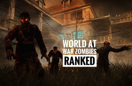 World At War: Nazi Zombies Map Reviews | Call Of Duty:Nazi Zombies Amino