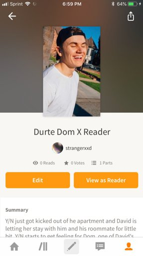 If you have Wattpad (the actual app) could you read my story