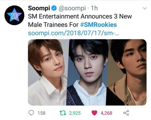 New SMRookies 🔥 | K-Pop Amino
