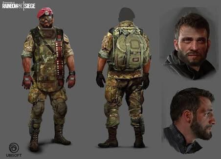 Operator guide : Maestro   Rainbow Six Siege Amino