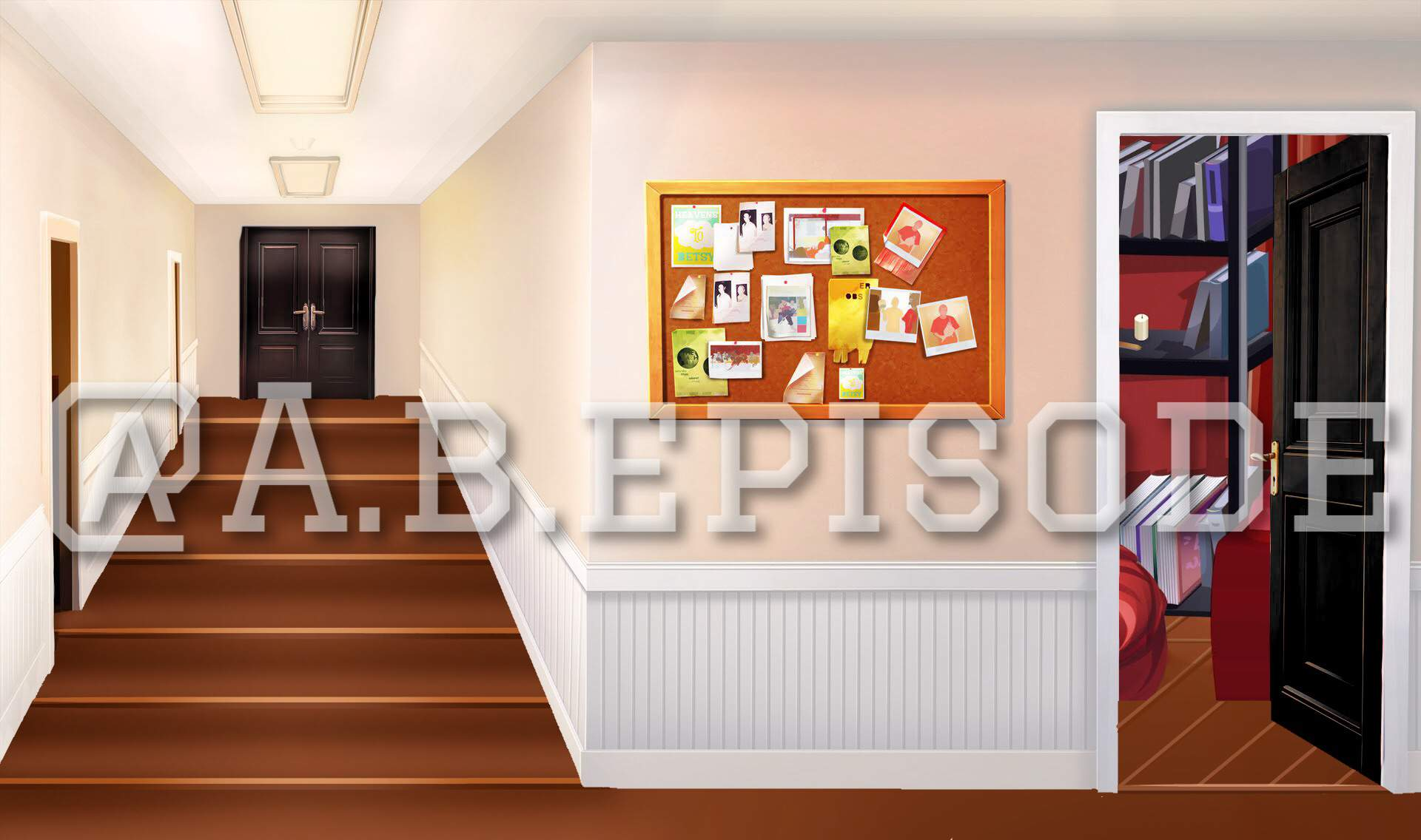 Hallway Background Edits Episode Choose Your Story Amino