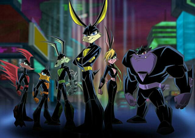 Loonatics Unleashed Wiki Walkers Br Amino