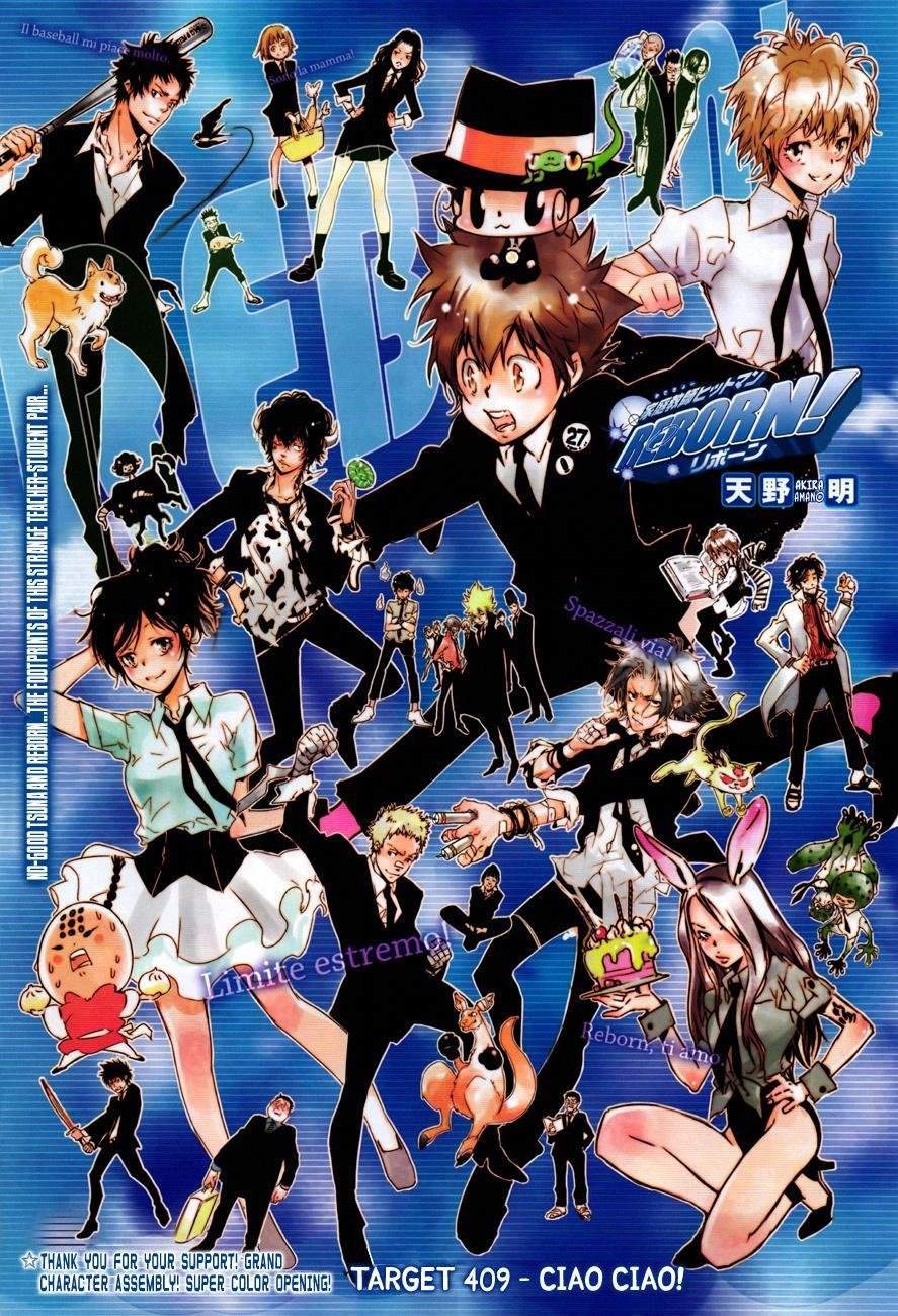 The Breakdown Katekyo Hitman Reborn Amino