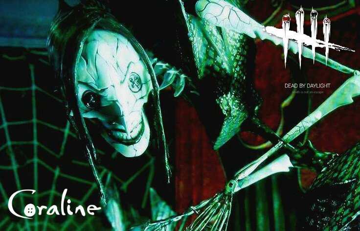 Fan Made Chapter The Coraline Chapter Dead By Daylight Dbd Amino