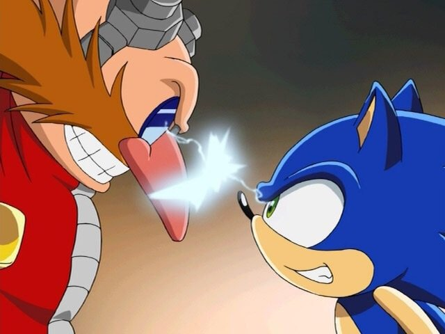 Dr Eggman Vs Sonic 50 Characters Needed Big Drawing Closed